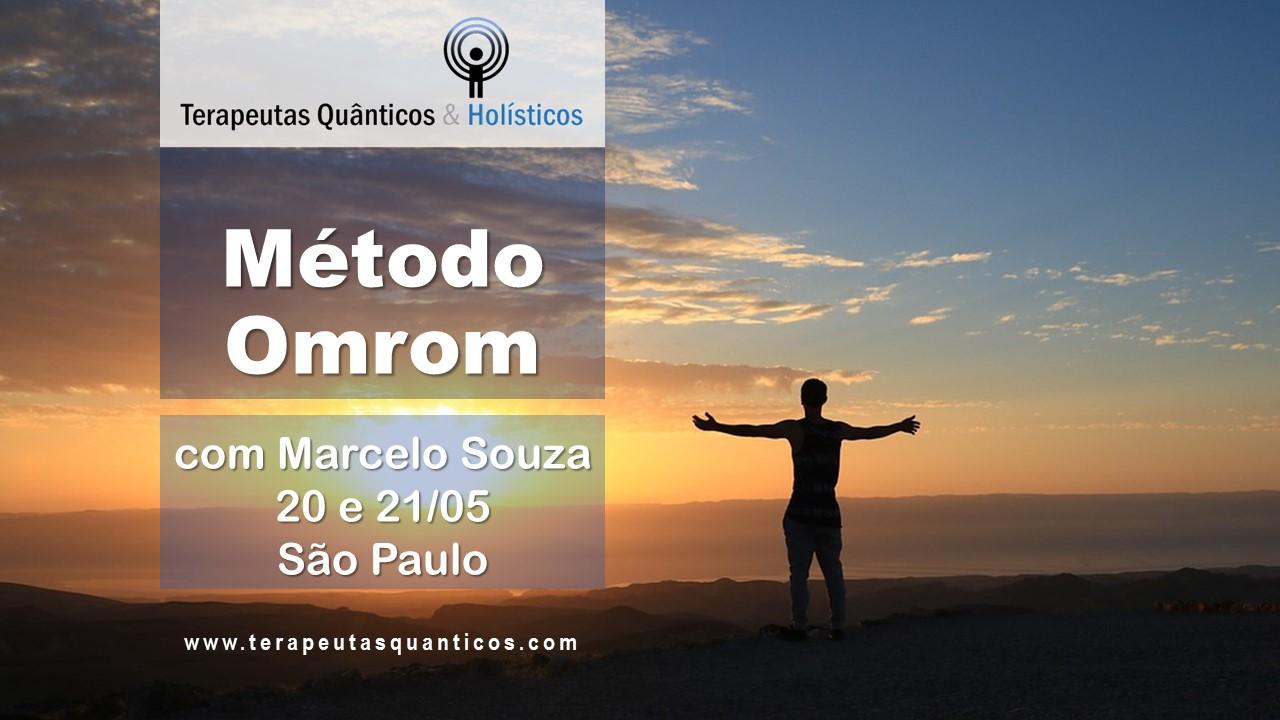 MÉTODO OMROM DIAS 20 E 21 DE MAIO