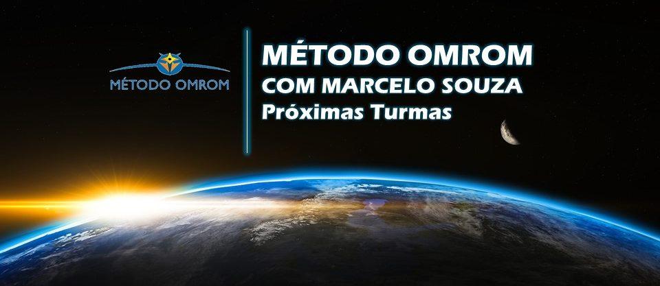 PRÓXIMAS TURMAS DO MÉTODO OMROM 1 COM MARCELO SOUZA