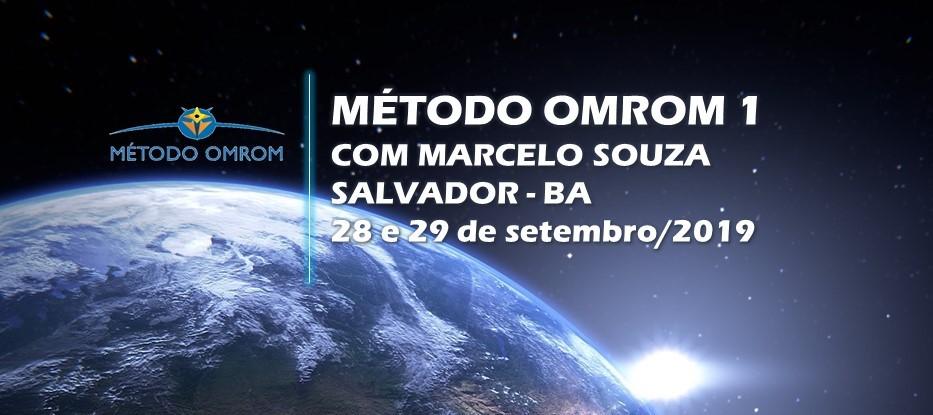 CURSO MÉTODO OMROM I EM SALVADOR – DIAS 28 E 29/09