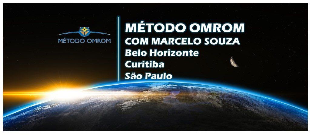 MÉTODO OMROM – PROGRAMAÇÃO BH, CURITIBA E SÃO PAULO